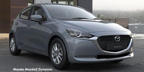 Mazda Mazda2 1.5 Dynamic auto - Image credit: © 2020 duoporta. Generic Image shown.