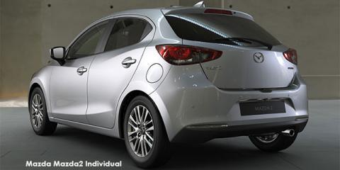 Mazda Mazda2 1.5 Individual - Image credit: © 2020 duoporta. Generic Image shown.