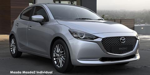 Mazda Mazda2 1.5 Individual auto - Image credit: © 2021 duoporta. Generic Image shown.