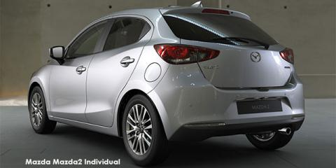 Mazda Mazda2 1.5 Hazumi - Image credit: © 2020 duoporta. Generic Image shown.