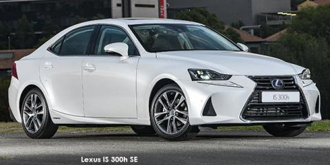 Lexus IS 300h SE - Image credit: © 2020 duoporta. Generic Image shown.