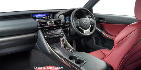 Lexus IS 350 F-Sport - Image credit: © 2021 duoporta. Generic Image shown.
