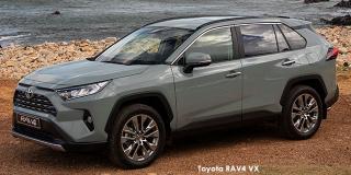 Toyota RAV4 - Image credit: © 2020 duoporta. Generic Image shown.