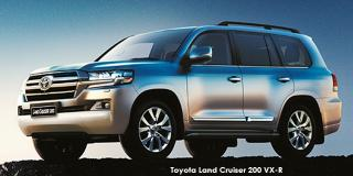 Toyota Land Cruiser 200 - Image credit: © 2020 duoporta. Generic Image shown.