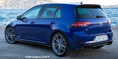 Volkswagen Golf R - Image credit: © 2020 duoporta. Generic Image shown.