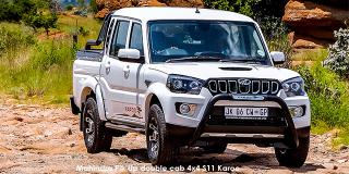 Mahindra Pik Up - Image credit: © 2021 duoporta. Generic Image shown.