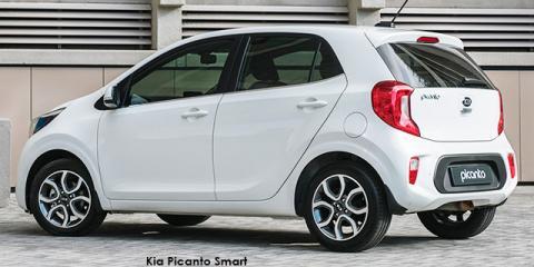 Kia Picanto 1.2 Smart auto - Image credit: © 2021 duoporta. Generic Image shown.