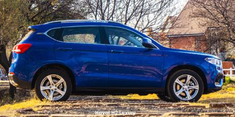 Haval H2 1.5T City auto - Image credit: © 2020 duoporta. Generic Image shown.