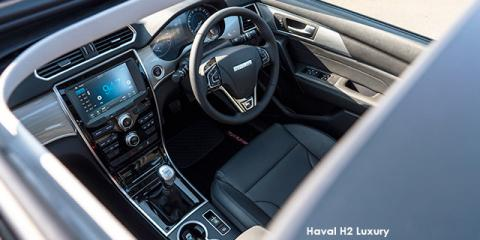 Haval H2 1.5T Luxury - Image credit: © 2020 duoporta. Generic Image shown.