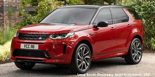 Land Rover Discovery Sport - Image credit: © 2020 duoporta. Generic Image shown.