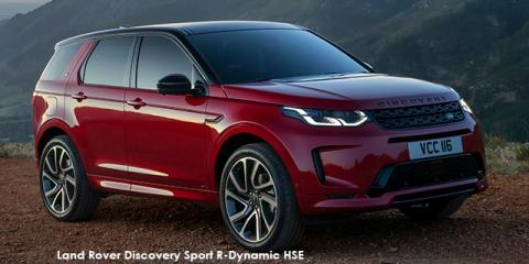 Land Rover Discovery Sport P250 R-Dynamic HSE - Image credit: © 2020 duoporta. Generic Image shown.