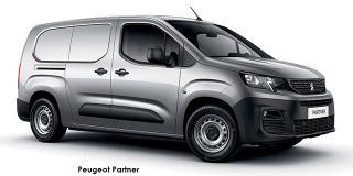 Peugeot Partner - Image credit: © 2021 duoporta. Generic Image shown.