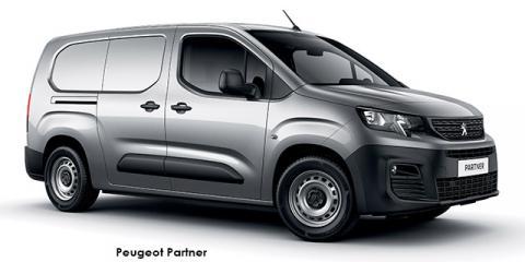 Peugeot Partner 1.6HDi LWB L2 panel van - Image credit: © 2021 duoporta. Generic Image shown.
