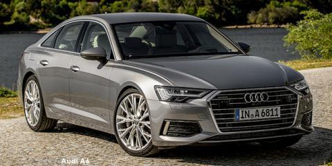 Audi A6 45TDI quattro - Image credit: © 2020 duoporta. Generic Image shown.