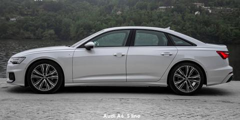 Audi A6 45TDI quattro sports S line - Image credit: © 2021 duoporta. Generic Image shown.