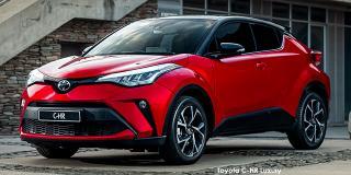 Toyota C-HR - Image credit: © 2021 duoporta. Generic Image shown.