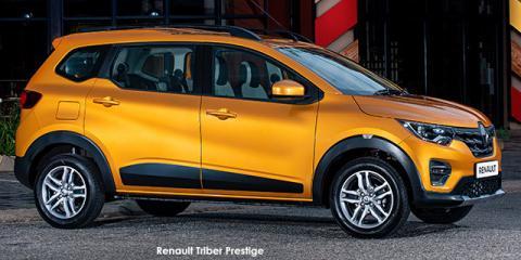Renault Triber 1.0 Expression - Image credit: © 2020 duoporta. Generic Image shown.