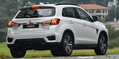 Mitsubishi ASX 2.0 - Image credit: © 2020 duoporta. Generic Image shown.
