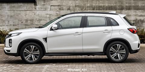 Mitsubishi ASX 2.0 auto - Image credit: © 2021 duoporta. Generic Image shown.