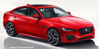 Jaguar XE - Image credit: © 2020 duoporta. Generic Image shown.