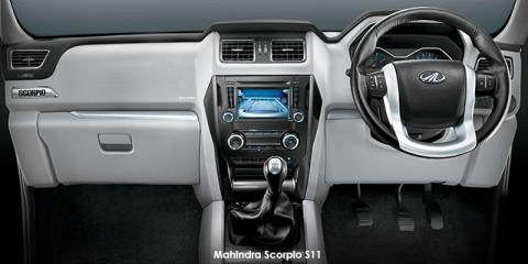 Mahindra Scorpio 2.2CRDe S11 - Image credit: © 2021 duoporta. Generic Image shown.