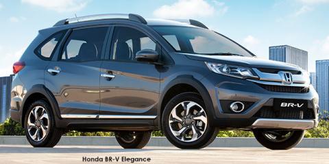 Honda BR-V 1.5 Comfort - Image credit: © 2020 duoporta. Generic Image shown.