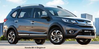 Honda BR-V - Image credit: © 2021 duoporta. Generic Image shown.