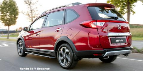 Honda BR-V 1.5 Elegance - Image credit: © 2020 duoporta. Generic Image shown.