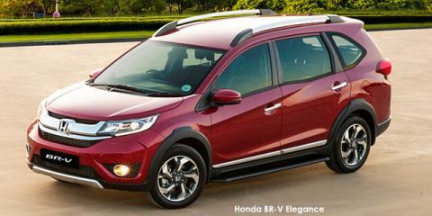 Honda BR-V 1.5 Elegance auto - Image credit: © 2020 duoporta. Generic Image shown.
