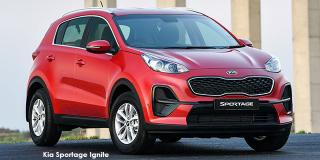 New Sportage Up To R 35 264 Discount New Car Deals