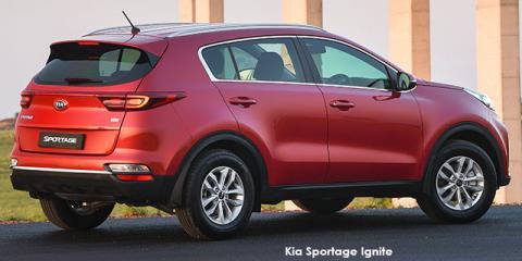 Kia Sportage 1.6GDI Ignite - Image credit: © 2021 duoporta. Generic Image shown.