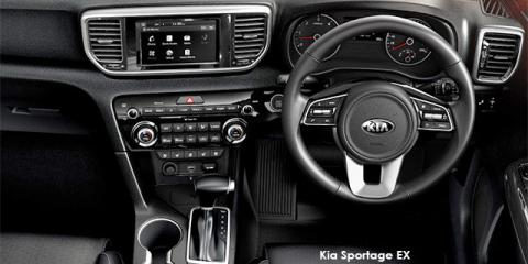 Kia Sportage 2.0 Ignite Plus - Image credit: © 2021 duoporta. Generic Image shown.