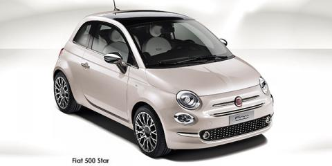 Fiat 500 TwinAir Star auto - Image credit: © 2020 duoporta. Generic Image shown.