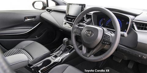 Toyota Corolla 1.8 XS - Image credit: © 2021 duoporta. Generic Image shown.