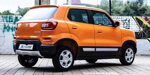 Suzuki S-Presso 1.0 GL+ - Image credit: © 2021 duoporta. Generic Image shown.