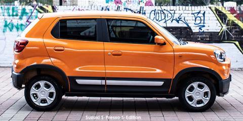 Suzuki S-Presso 1.0 GL+ auto - Image credit: © 2020 duoporta. Generic Image shown.