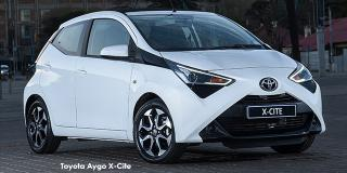 Toyota Aygo - Image credit: © 2021 duoporta. Generic Image shown.