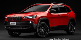 Jeep Cherokee 2.0T Trailhawk 4x4 - Image credit: © 2020 duoporta. Generic Image shown.