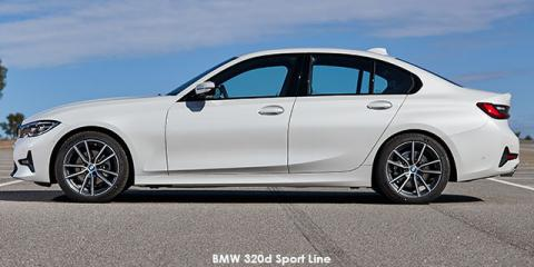 BMW 318i - Image credit: © 2020 duoporta. Generic Image shown.