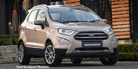 Ford EcoSport 1.0T Titanium auto - Image credit: © 2020 duoporta. Generic Image shown.