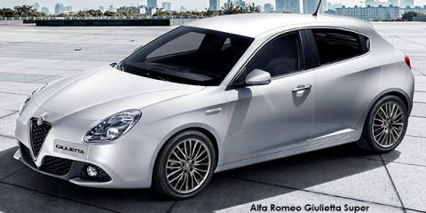 Alfa Romeo Giulietta 1.4TB Executive - Image credit: © 2020 duoporta. Generic Image shown.