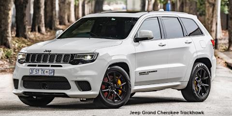 Jeep Grand Cherokee Trackhawk - Image credit: © 2020 duoporta. Generic Image shown.