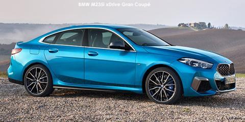 BMW M235i xDrive Gran Coupe - Image credit: © 2020 duoporta. Generic Image shown.