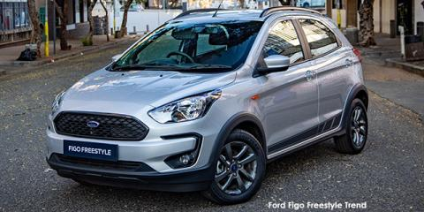 Ford Figo Freestyle 1.5 Trend - Image credit: © 2021 duoporta. Generic Image shown.