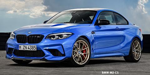 BMW M2 CS - Image credit: © 2020 duoporta. Generic Image shown.