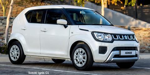 Suzuki Ignis 1.2 GL - Image credit: © 2021 duoporta. Generic Image shown.