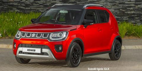 Suzuki Ignis 1.2 GLX auto - Image credit: © 2021 duoporta. Generic Image shown.