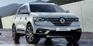 Renault Koleos - Image credit: © 2021 duoporta. Generic Image shown.
