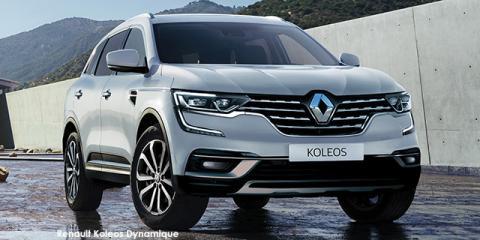 Renault Koleos 2.5 Dynamique 4WD - Image credit: © 2021 duoporta. Generic Image shown.
