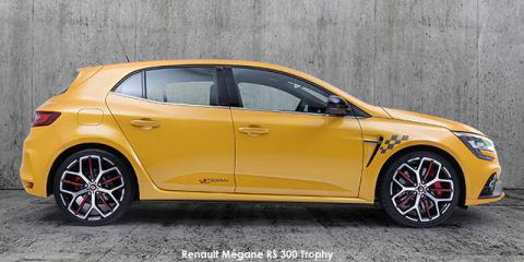 Renault Megane RS 300 Trophy auto - Image credit: © 2020 duoporta. Generic Image shown.